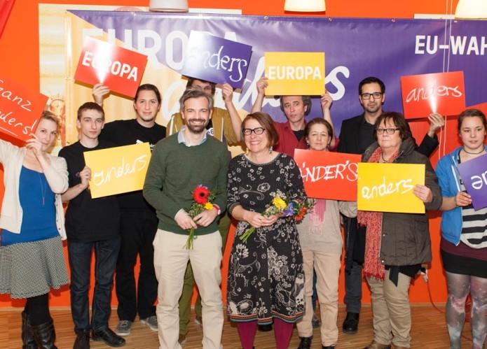 Ulli Fuchs für Europa Anders